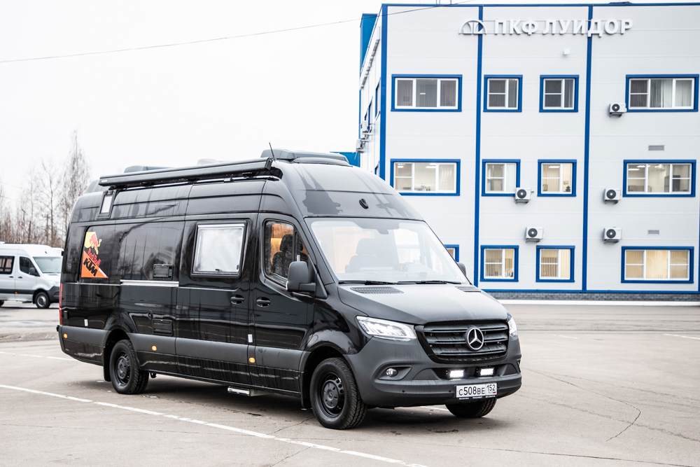Автодом на базе Mercedes-Benz Sprinter VS30